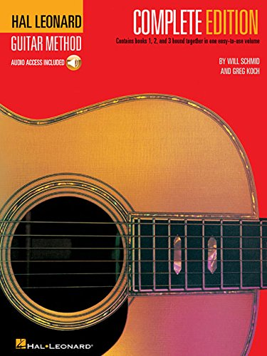 Hal Leonard Guitar Method, Complete Edition: Books 1, 2 and 3: Method 3