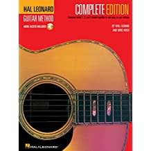 Hal Leonard Guitar Method Complete Edition : Books 1, 2 and 3