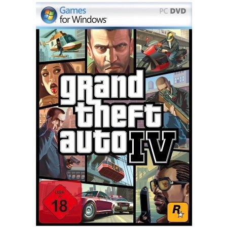 ak tronic Grand Theft Auto IV [Software Pyramide]