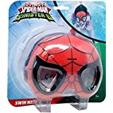 Hasbro mk902sp Spiderman Máscara de natación