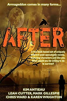 AFTER: A five book post-apocalyptic boxed set by [Wrighton, Karen, Ward, Chris, Gillespie, Mark, Cutter, Leah, Antieau, Kim]