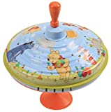 SIMM Spielwaren Bolz 52120panorama spinning top with sound chip, railway noise