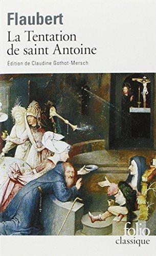 La Tentation de saint Antoine by Gustave Flaubert (2006-11-30)