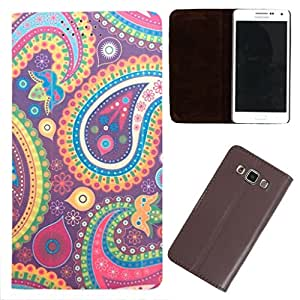 DooDa - For iPhone 6 S+ PU Leather Designer Fashionable Fancy Flip Case Cover Pouch With Smooth Inner Velvet