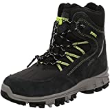 Meindl Kinder Winterstiefel Outdoorschuhe Boots INUIT JUNIOR lemon-anthrazit, Größe:36