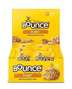 Bounce Peanut Protein Blast Energy Balls 45 g (12 x 45g)