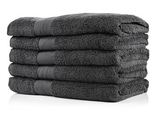 bluespoon-handtuch-set-pure-cotton-5-teilig-masse-140x70-cm-100-baumwolle-500g-m-ein-flauschiges-und