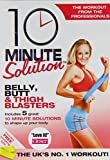 10 Minute Solution - Belly, Butt And Thigh Blasters [DVD] [2009]