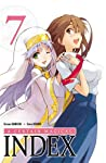 A Certain Magical Index Edition simple Tome 7