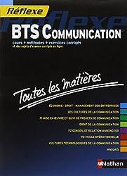 Toutes les matières - BTS Communication