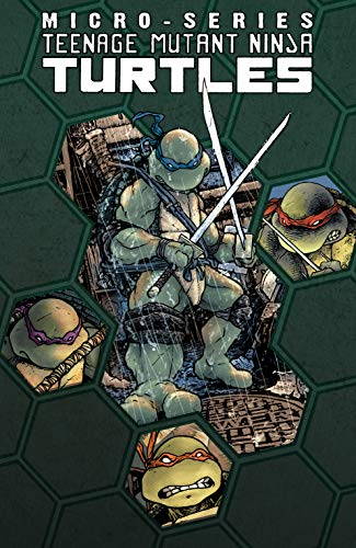 Teenage Mutant Ninja Turtles Micro Series Vol. 1 (English ...
