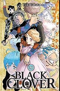 Black Clover, tome 20 par Yuki Tabata