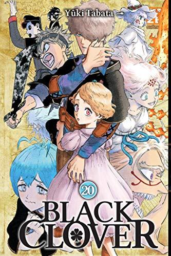 Black Clover T20 par Yuki Tabata