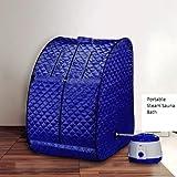 Portable Therapeutic Steam Home Sauna Bath Weight Lose(Multi Color)