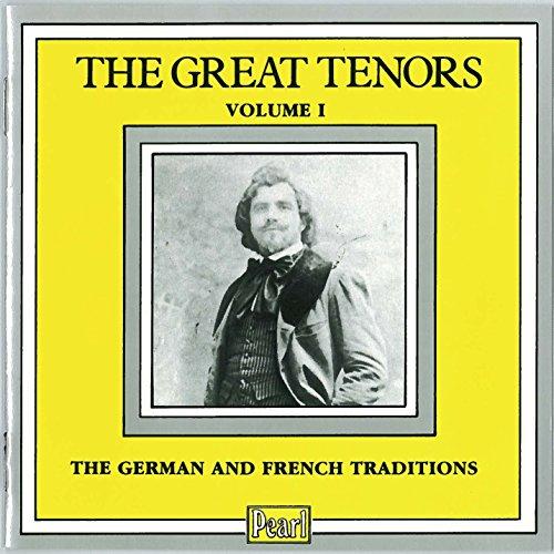 Great Tenors Vol 1/Tauber/Vaguet/Jadlowker/Urlus/Clement/Fra [Import anglais]