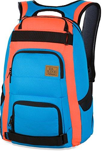 Dakine DUEL Blau-Orange 8130020-3650 Rucksack Schulrucksack Daypack Backpack Tagesrucksack Ranzen Schulranzen 26 L