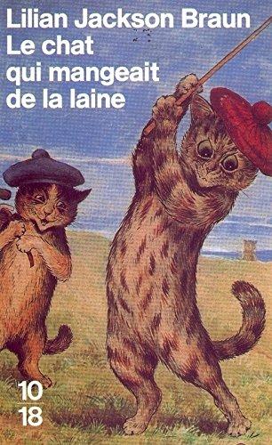 Le chat qui mangeait de la laine
