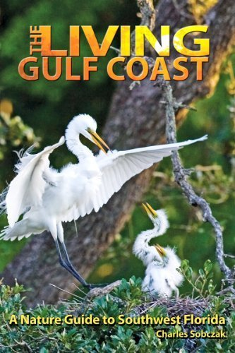 The Living Gulf Coast: A Nature Guide to Southwest Florida by Charles Sobczak (2011-03-04)