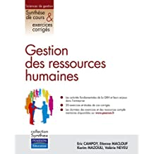 Gestion des ressources humaines: Collection Synthex