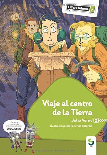 Viaje al centro de la tierra par Julio Verne