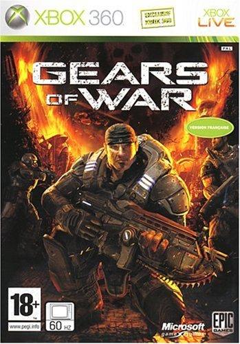 Gears of war [Xbox 360] [Importado de Francia]