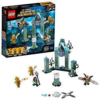 LEGO Super Heroes 76085 - Das Kräftemessen um Atlantis