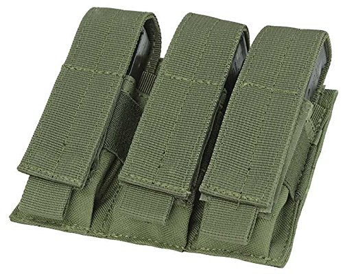 le Pistol Mag Pouch OD ()