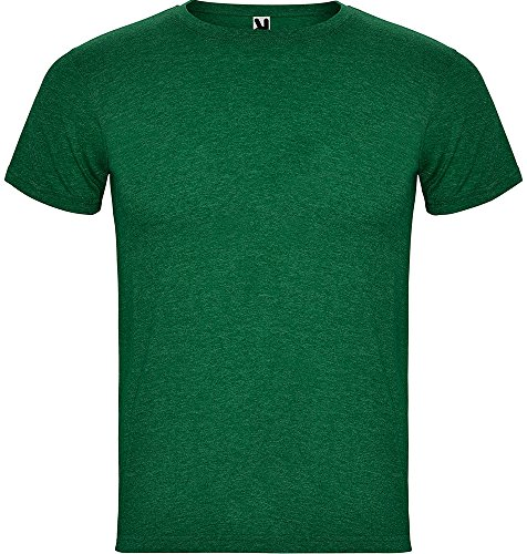 Camiseta Fox 6660 Roly Hombre Manga Corta-L-Verde Botella Vigoré 257