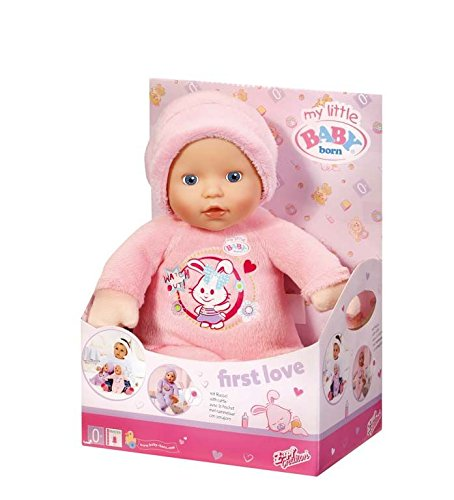cc74af6642 Zapf Creation BABY Born First Love Hold My Hands Doll 4001167822517 ...