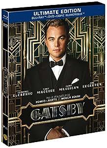 Gatsby : Le Magnifique - Oscar® 2014 du Meilleur Décor (Ultimate Edition) Blu-ray + DVD + Copie Numerique [Blu-ray] [Ultimate Edition - Blu-ray + DVD + Copie digitale]