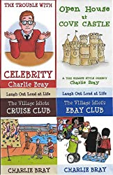 A Four Book Laughter Box: Open House; The Trouble With Celebrity: The Ebay Club; The Cruise Club (A Laugh Out Loud Comedy Box Set) (English Edition)