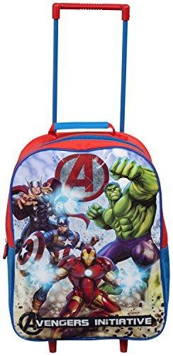 Kinder Marvel Disney Hand Gepäck Cabin Tasche - Avengers Initiative, SML