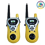 Best Walkie Talkies For Kids - Smiles Creation Walkie Talkie Toy Review