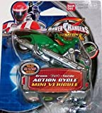 Operation Overdrive Power Rangers Green Action Cycle