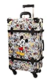 Disney Mickey Comic Koffer-Set, 51 Liter, Mehrfarbig