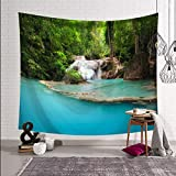 Nordic hang art wall tapestry tapestry home decoration murals beautiful scenery LS-WMFJ0027 200x150