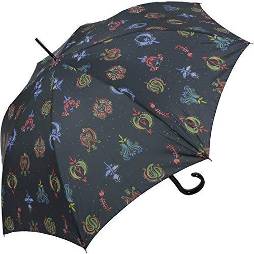 Pierre Cardin, Parapluie Cannes Femme Multicolore Imprimé Cashemire 89 cm
