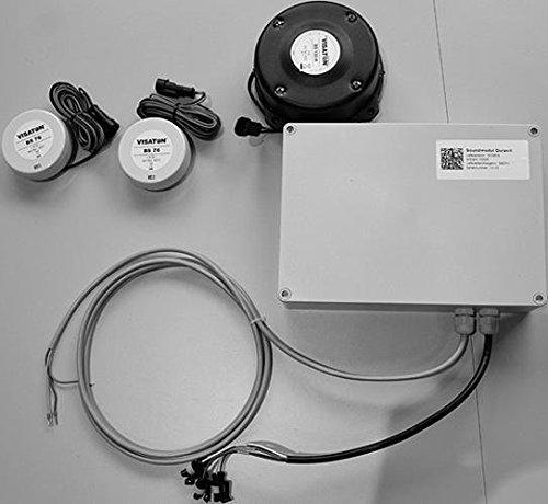 Duravit Sound für Whirlwannen mit Air-System, Jet-System oder Combi P, 791852000000000 - Air-jet-system