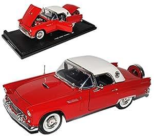 Ford Thunderbird Weiß Blechmodell ! Spielzeug