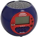 Lexibook - RL975SP -  Radio Réveil Projecteur Spider Man