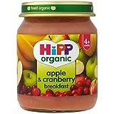 Hipp Organique Pomme Et Canneberge Petit 4 + Mois 125G