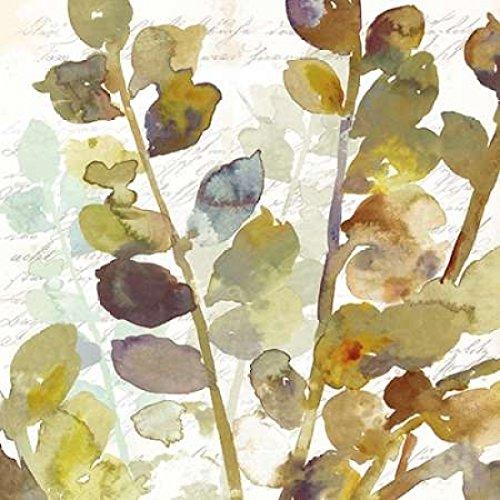 The Poster Corp Asia Jensen - Solarium II Fine Art Print (60.96 x 60.96 cm)