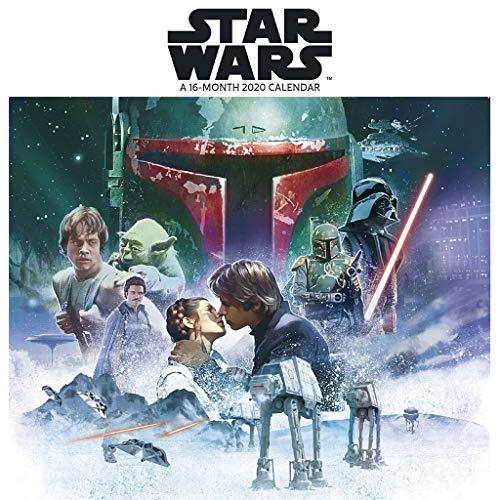 Star Wars 2020 Calendar