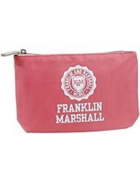 Franklin Marshall Make Up Bag Con El Power Bank Bolsos Neceser Vanity Pochettes Rosa