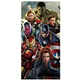 Ultron Avengers de Serviette de Plage en Coton
