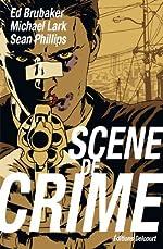 Scène de crime de Ed Brubaker