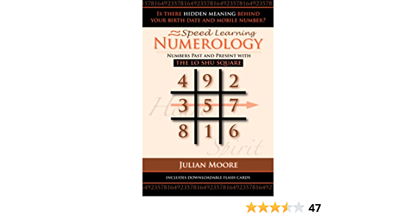 Buy Numerology Numbers Past And Present With The Lo Shu Square 5 Speed Learning Book Online At Low Prices In India Numerology Numbers Past And Present With The Lo Shu Square