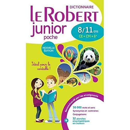 Le Robert Junior poche