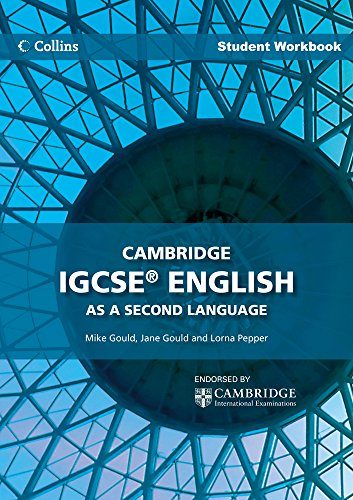Cambridge IGCSE English as a Second Language Student Workbook (Collins Cambridge IGCSE)