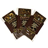 PSYCHO CHOCOLATE - Chilli Poppin' Mud Pie with Naga Jolokia (Ghost Pepper) - 3 x 100g Bars